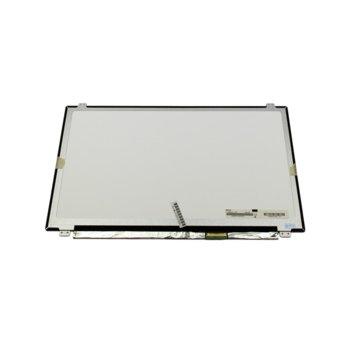 "Матрица за лаптоп CMI N156BGN-E41, 15.6"" (39.62cm), WXGAP+ 1366:768 pix, гланцова image"