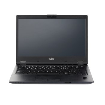 """Лаптоп Fujitsu LIFEBOOK E5410 (S26391-K499-V100_256_I7_W), четириядрен Comet Lake Intel Core i7-10510U 1.8/4.9 GHz, 14"""" (35.6 cm) Full HD LED IPS Anti-Glare Display, (HDMI), 8GB DDR4, 256GB SSD, 1x USB 3.2 Type C, Windows 10 Pro image"""