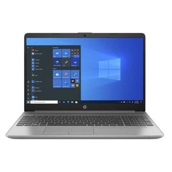 "Лаптоп HP 250 G8 (27K00EA)(сребрист), четириядрен Ice Lake Intel Core i5-1035G1 1.0/3.6 GHz, 15.6"" (39.62 cm) Full HD Anti-Glare Display, (HDMI), 8GB DDR4, 256GB SSD, 1x USB Type-C, Free DOS  image"