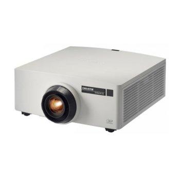 Проектор Christie DHD630-GS, DLP, Full HD (1920 x 1080), 4,000 000:1, 5,400 lm, HDMI, DVI-D, HDBaseT, RJ-45, USB image