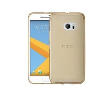 Калъф Slim Case HTC 10 черен прозрачен product