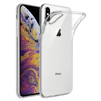 Калъф за Apple Iphone 11, силиконов, Ultraslim TPU, прозрачен image