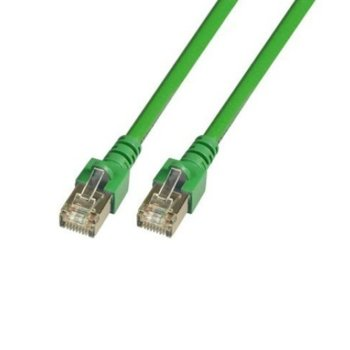 EFB Elektronik Cat.5e 1m SFTP зелен K5460.1 product