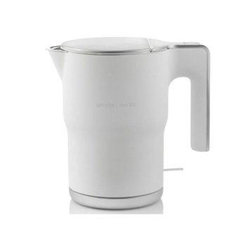 Електрическа кана Gorenje K15ORAW, 1.5 л. обем, 360 градуса, 2400W, бяла image