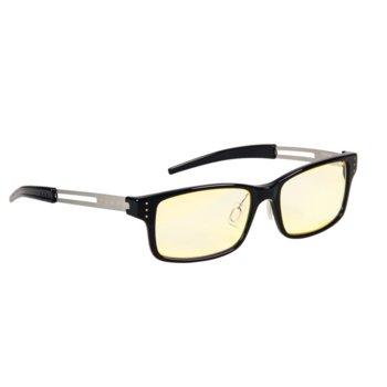 Геймърски очила GUNNAR Havok Onyx, регулируеми силиконови подложки за нос, хромови рамки image