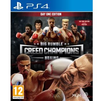 Игра за конзола Big Rumble Boxing: Creed Champions - Day One Edition, за PS4 image