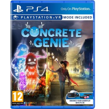 Игра за конзола Concrete Genie, за PS4 image