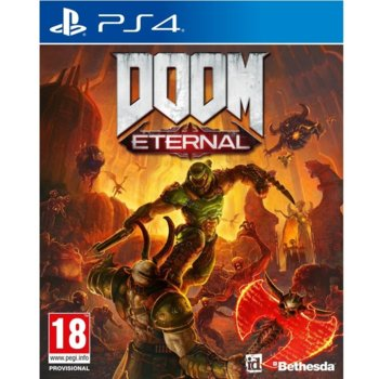 DOOM Eternal PS4 product