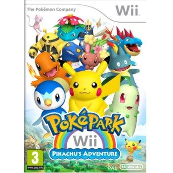 PokePark: Pikachus Adventure product