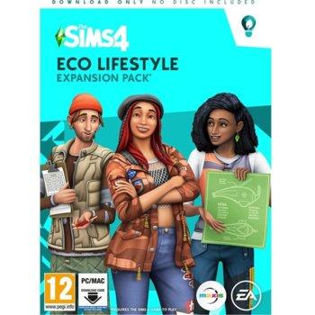 Допълнение към игра The Sims 4 - Eco Lifestyle, за PC image