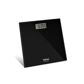 Цифров кантар Tefal PP1060V0, капацитет 150 кг., LCD дисплей, черен  image