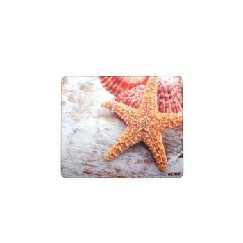 Подложка за мишка Acme Plastic Mouse Pad Star, 230 x 195 x 3 mm, щампа image
