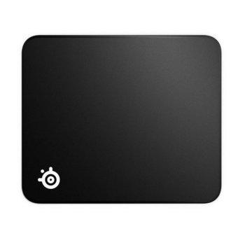 Подложка за мишка SteelSeries QcK Edge Large, гейминг, 450 x 400 x 2 мм, черна image