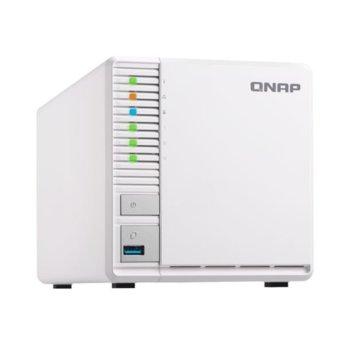 Qnap TS-328 3x4TB (ST4000VN008) product