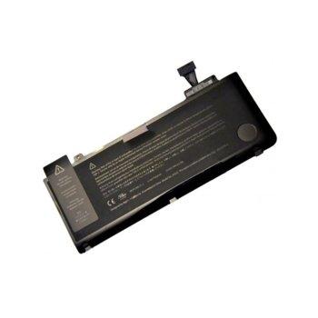 """Батерия (оригинална) за лаптоп Apple, съвместима с модели MacBook Pro 13"""" A1278 (2009) MB990*/А MB991*/А MD101CH/A MD102CH/A, 6 cells, 10.95V, 5800mAh image"""
