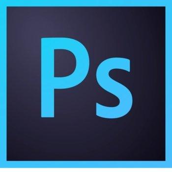 Софтуер Adobe Photoshop CC, лиценз за 1 потребител, 1 година, английски image
