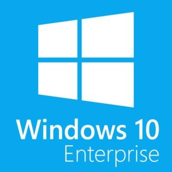 Операционна система Microsoft Windows 10 Enterprise, 32/64-bit, Български/Английски, за 1 година, надстройка от Windows 10 Pro image