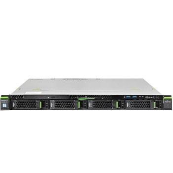 Сървър Fujitsu RX1330M4 LFF (VFY:R1334SC340IN), четирядрен Coffee Lake Intel Xeon E-2224 3.4/4.6 GHz, 16GB DDR4, без HDD, 2x 1GbE, No OS, 1x 450W image