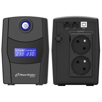 UPS PowerWalker VI 1000 STL, 1000VA/600W, Line Interactive image