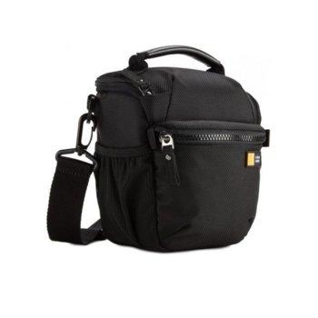 Чанта за фотоапарат Case Logic Bryker BRCS-102, за DSLR фотоапарати и аксесоари, полиестер, черна image