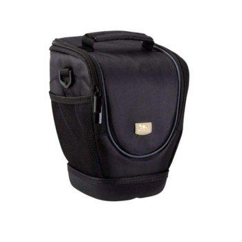Чанта за фотоапарат Rivacase 7205B-01 (PS) за SLR/DSLR фотоапарати, полиестер, черна image