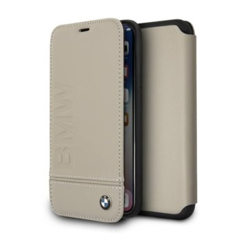 BMW Leather Booktype Case BMFLBKPXLLST product