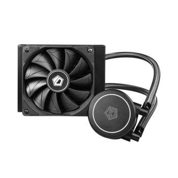 Водно охлаждане ID-Cooling Frostflow X 120, съвместимост със Intel LGA2011/1151/1150/1155/1156/1366/775 & AMD AM3/AM3+/AM2/AM2+/FM2/FM2+/FM1 image