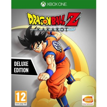 Игра за конзола Dragon Ball Z: Kakarot - Deluxe Edition, за Xbox One image