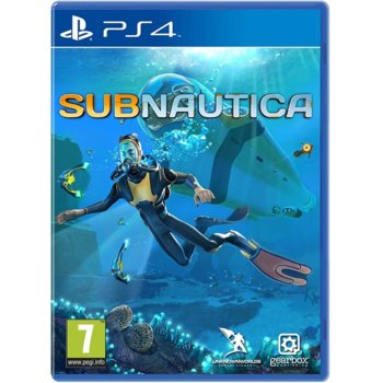 Игра за конзола Subnautica, за PS4 image