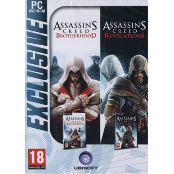 Assassin's Creed BrotherHood & Revelations product