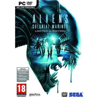 Aliens: Colonial Marines Limited Edition product