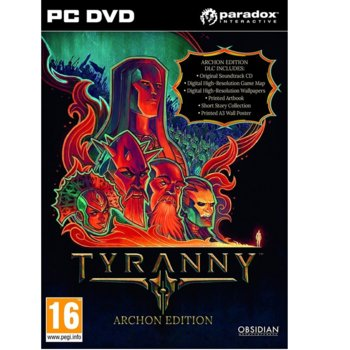 Tyranny Archon Edition product