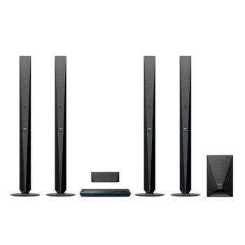Soundbar система за домашно кино Sony BDV-E6100, 5.1 канална, Bluetooth, HDMI, USB, Wi-Fi 1000W + subwoofer image