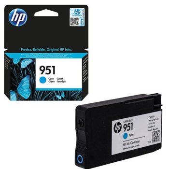 HP 951 (CN050AE) Cyan product