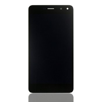 Дисплей за Huawei Y5 2017 / Y6 2017 LCD, с тъч, черен image