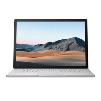 "Лаптоп Microsoft Surface Book 3 (SKR-00009)(сребрист), четириядрен Ice Lake Intel Core i5-1035G7 1.2/3.7 GHz, 13.5"" (34.29 cm) PixelSense Touchscreen Display, (1x USB-C), 8GB DDR4, 256GB SSD, 1x USB-C, Windows 10 Pro image"