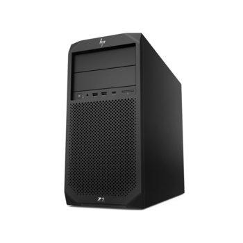 Настолен компютър HP Z2 G4 (5UC73EA), четириядрен Coffee Lake Intel Xeon E-2174G 3.8/4.7 GHz, 16GB ECC DDR4, 512GB SSD, 7x USB 3.0, клавиатура и мишка, Windows 10 Pro image