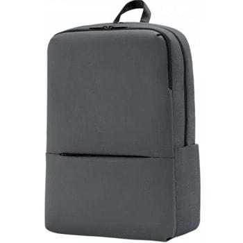 """Раница за лаптоп Xiaomi Business Backpack 2, до 15.6"""" (39.62 cm), 18 л., водоустойчива, сива image"""