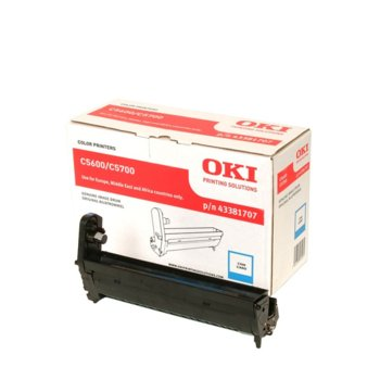 КАСЕТА ЗА OKI C 5600/5700 - Cyan Drum product