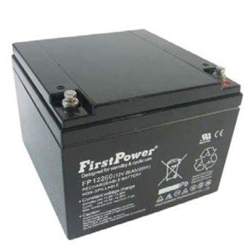 Акумулаторна батерия First Power FP12260, 12V, 26 Ah image