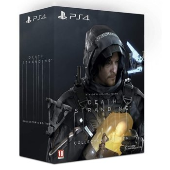 Игра за конзола Death Stranding Collectors Edition, за PS4 image