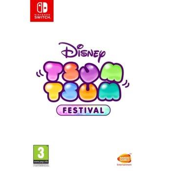 Игра за конзола Disney Tsum Tsum Festival, за Nintendo Switch image