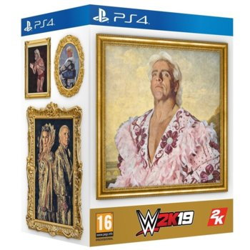 WWE 2K19 Collectors Edition (PS4) product