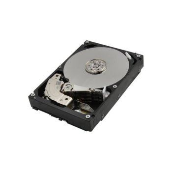 "Твърд диск 6TB Toshiba Enterprise 512e MG06ACA600E, SATA 6Gb/s, 7200 rpm, 256MB кеш, 3.5""(8.89 cm) image"