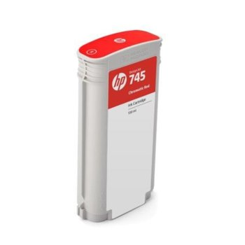 HP 745 (F9K00A) Chromatic Red product