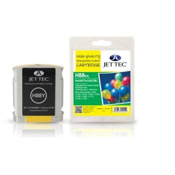 Глава за HP C9393A - Yellow - Неоригинална - Jet Tec - Заб.: 17 ml image
