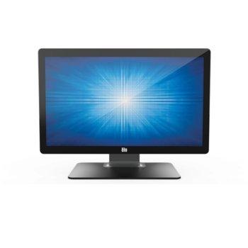 """Дисплей Elo ET2203LM-2UWA-0-BL-G, тъч дисплей, 21.5"""" (54.61 cm), Full HD, HDMI, VGA, USB image"""