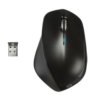 HP x4500 Wireless Mouse- Sparkling Black product