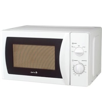 Микровълнова фурна Arielli MM720CPA, механично управление, 700W, 20л. обем, бяла image