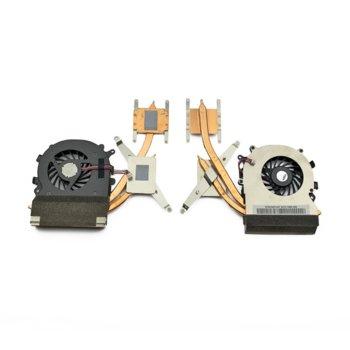 Вентилатор с охладител за SONY VPC-EA VPC-EB (For Independent Graphics) image